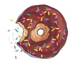 I'm extremely successful in the area of eating donuts. But, I've given up that skill for now.