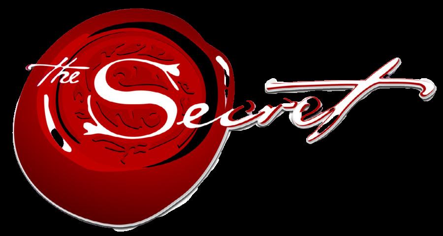 The Secret logo, from The Secret Movie.