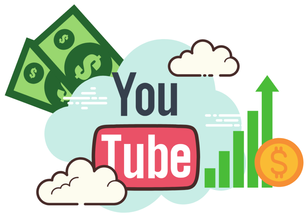 YouTube can me a passive income machine. It takes a ton of work.